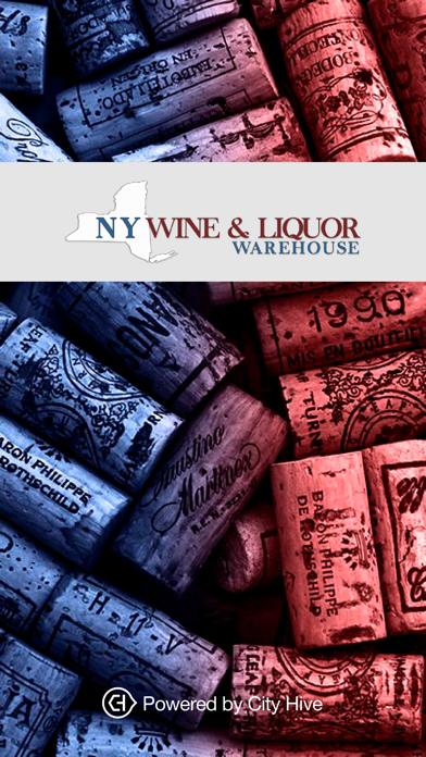 NY Wine and Liquor Warehouse screenshot one
