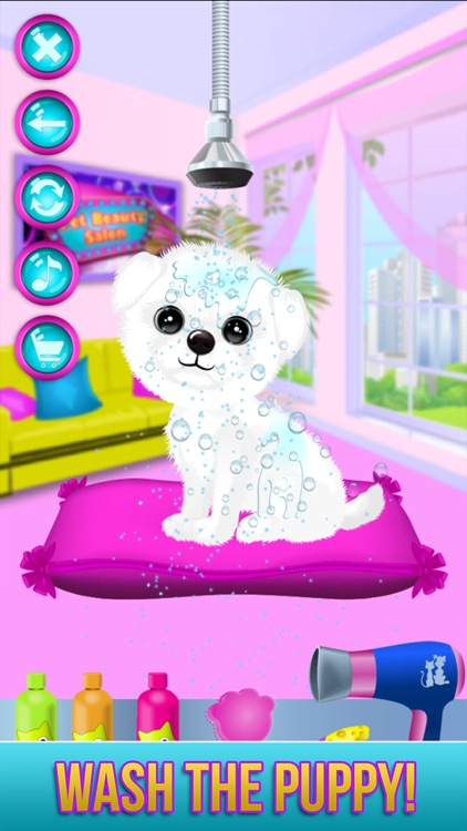 Pet Beauty Salon screenshot-3
