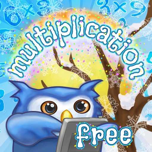 Multiplication Frenzy Free - Fun Math Games for Kids icon