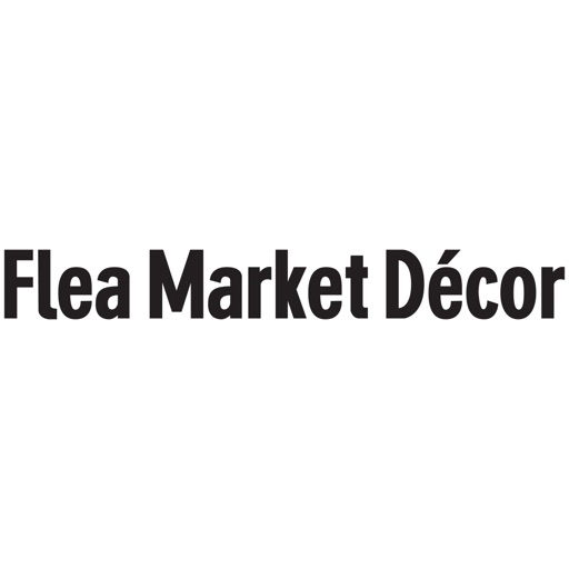 Flea market d cor by beckett media llc for Decor market reviews