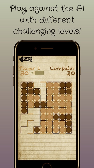 Dots and Boxes : Premium. screenshot 1