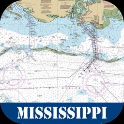 Mississippi Raster Maps