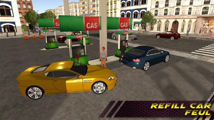 Gas Station Car Service screenshot-5