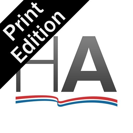 Hattiesburg American Print