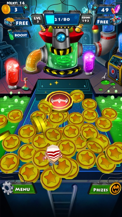 Definite Carnival - Coin Dozer screenshot-2
