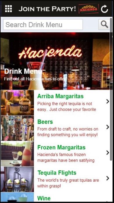 Hacienda Amigo AppScreenshot of 1