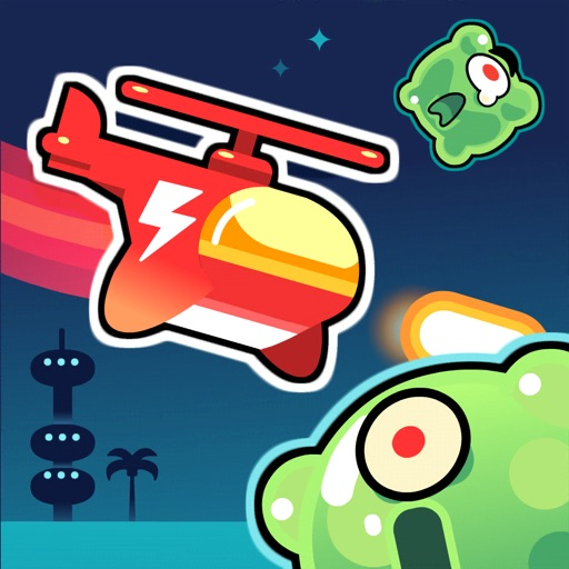 Monster Copter! iOS App