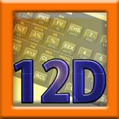 Mathu 12d Financial Calculator app review