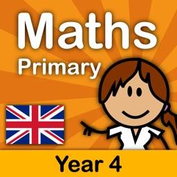 Maths Skill Builders UK Year 4
