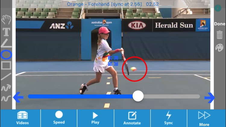 Tennis Australia Technique