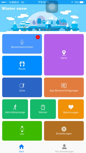 easymaxx smartwatch im app store. Black Bedroom Furniture Sets. Home Design Ideas