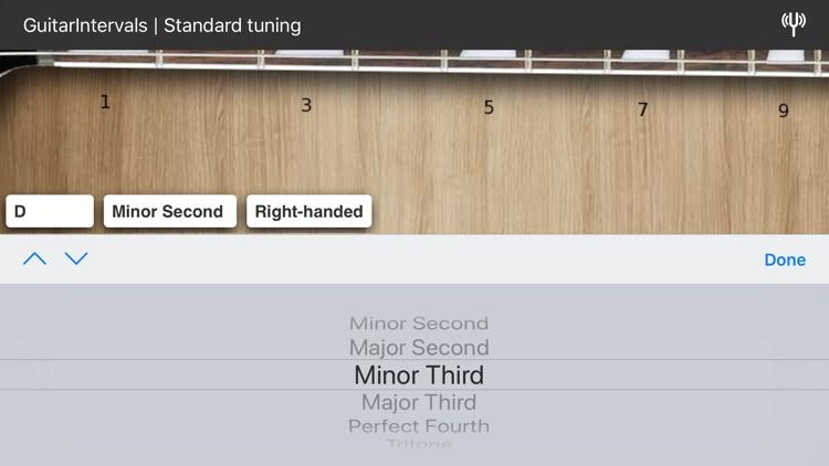 Guitar Intervals Pro screenshot-3