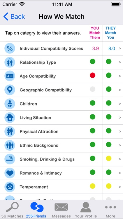 Dating DNA screenshot-4