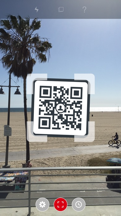 Screenshot for Scan - QR-Code in Germany App Store
