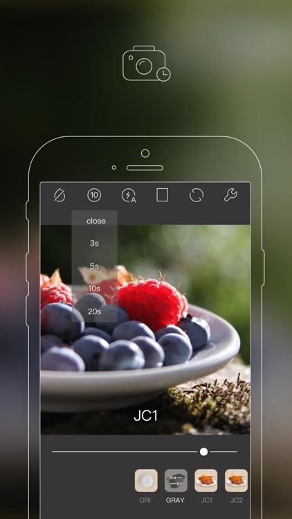 调味相机 screenshot-0