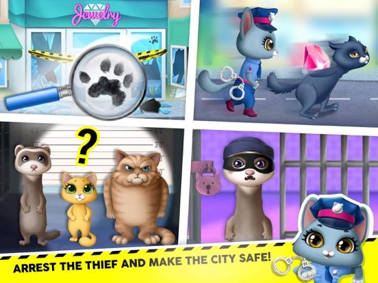 Kitty Meow Meow City Heroes screenshot 12