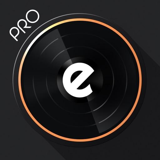 edjing PRO DJ ミュージックミキサ