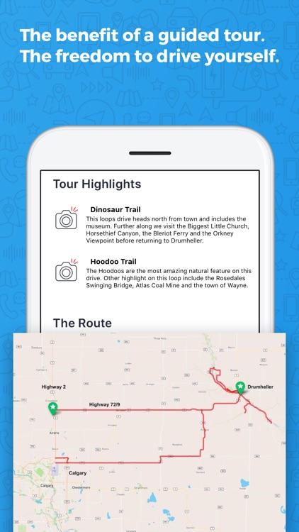 Drumheller GyPSy Guide screenshot-4