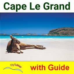 Cape Le Grand NP GPS and outdoor map with guide