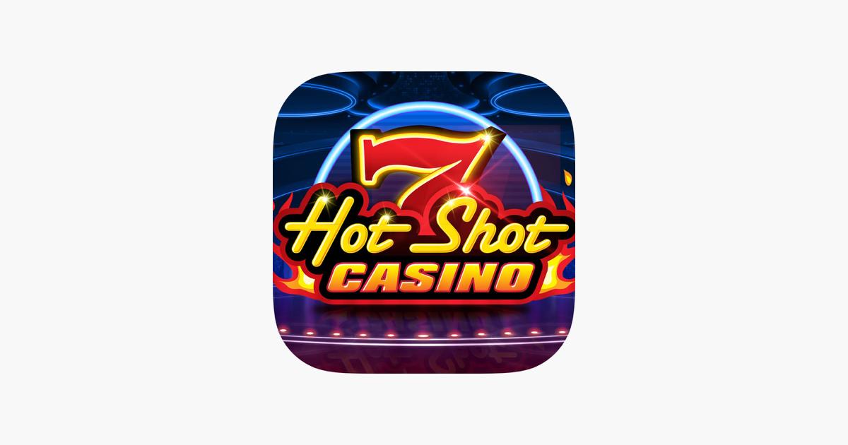 Hot shot slot machine casino