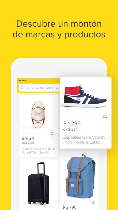 Mercado Libre App 截图