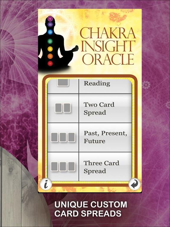 Chakra Insight Oracle screenshot 7