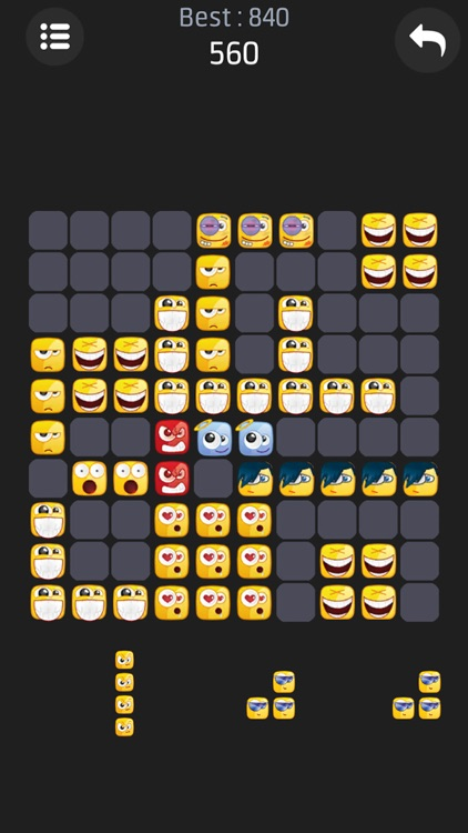 Emoji Block Puzzle screenshot-2