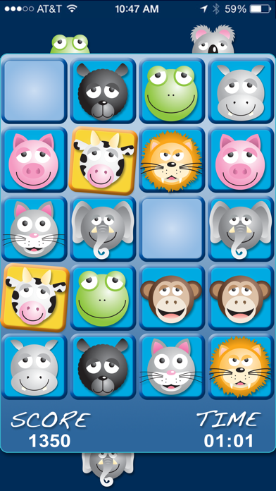AniMatch: Animal Matching Game screenshot one