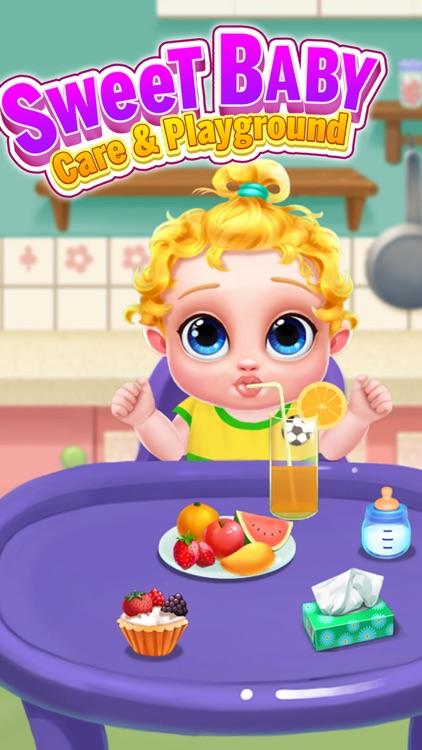 Sweet Baby Care and Playground screenshot-4