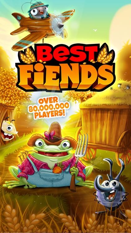 Best Fiends - Puzzle Adventure screenshot-6