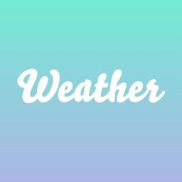 Weather - Lite - Blue