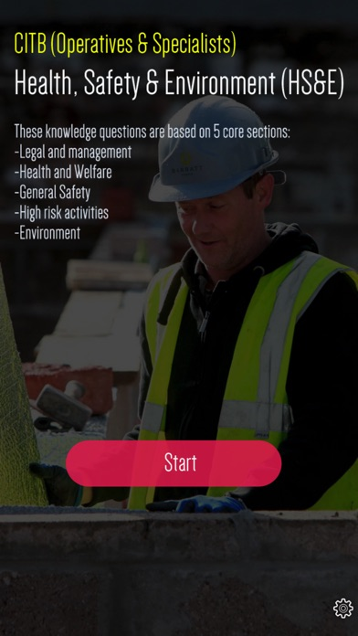 CITB-Operatives and Specialist screenshot 1
