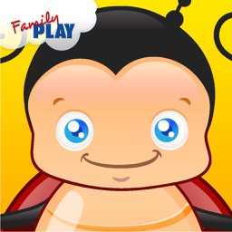 Bugs and Toddlers: Preschool Learning Games