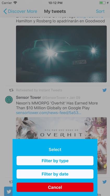 Find Unfollowers For Twitter screenshot-3