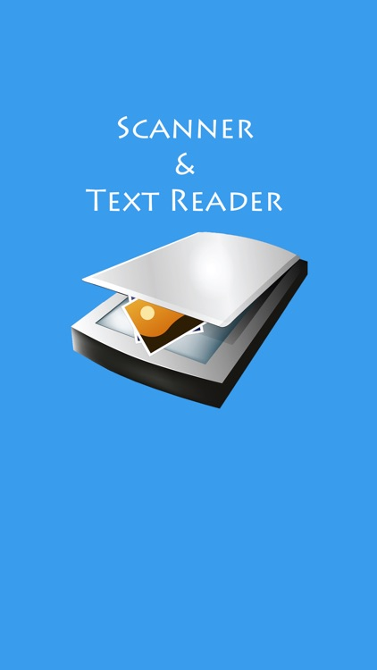 Scanner, Barcode & Text Reader