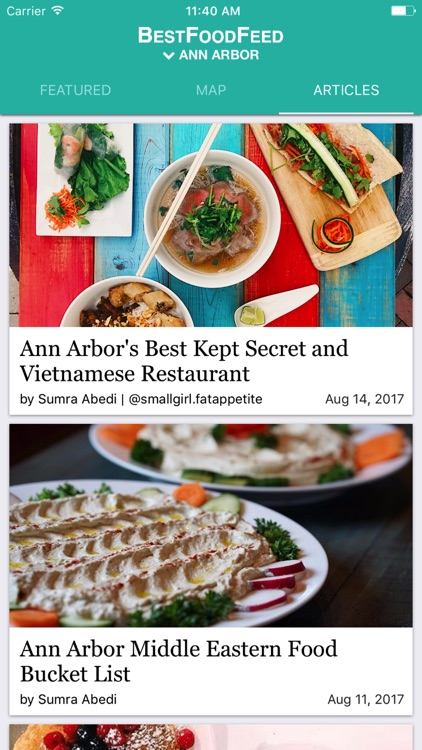 BestFoodFeed screenshot-3