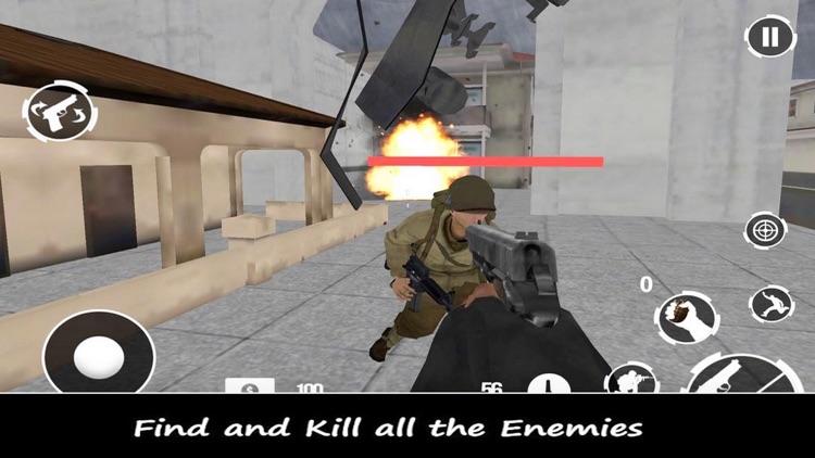 Rules of Last Battle : FPS Sho