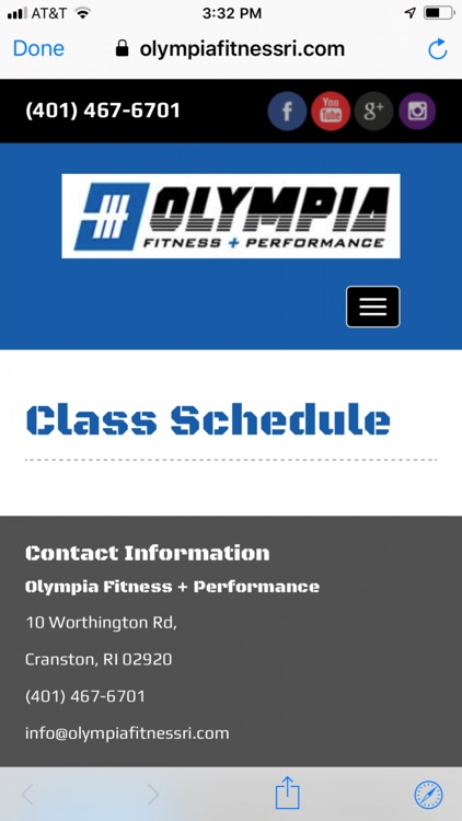 Olympia Fit 2.0 screenshot-1