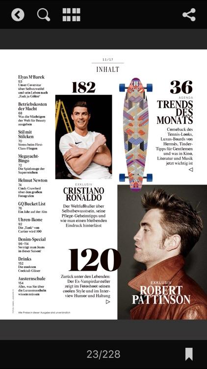 GQ Magazin (D)