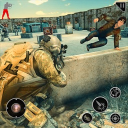 US Commando Sniper Strike 3D