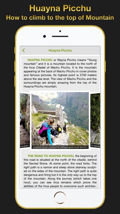 Machu Picchu Llaqta Inca screenshot-8