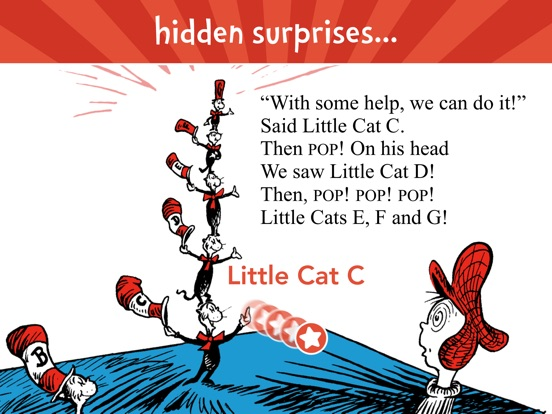 The Cat in the Hat Comes Back screenshot 8