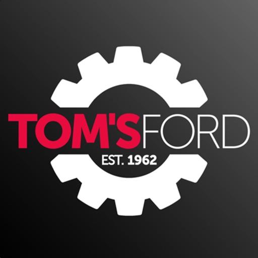 Tom's Ford DealerApp iOS App