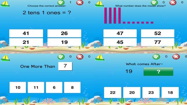 Homeschooling Grade K Math Fun on the App Store