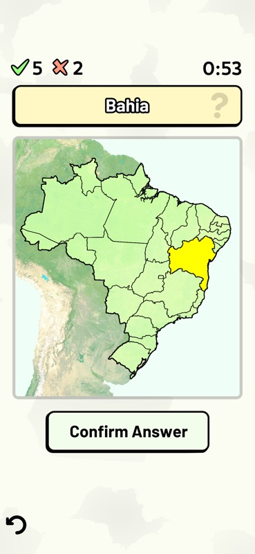 States of Brazil Quiz - Online Game Hack and Cheat | TryCheat com