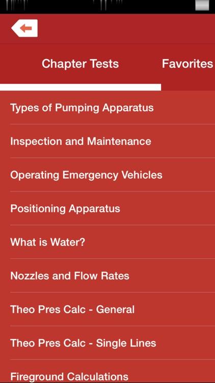 Flash Fire Pumping Driver/Op