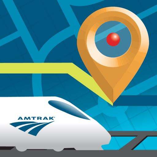 FindYourWay with Amtrak