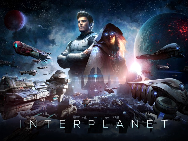 INTERPLANET Screenshot