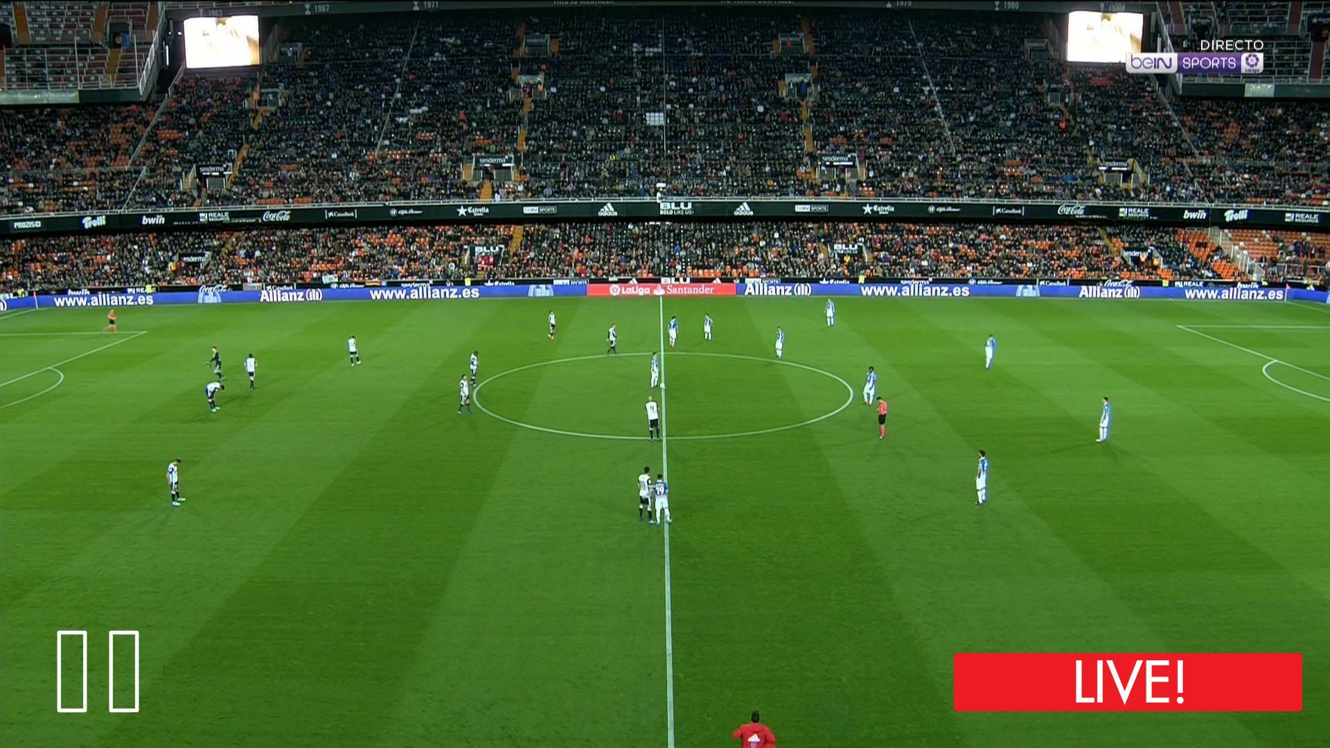 Live Streaming - ViPTV Player screenshot 3