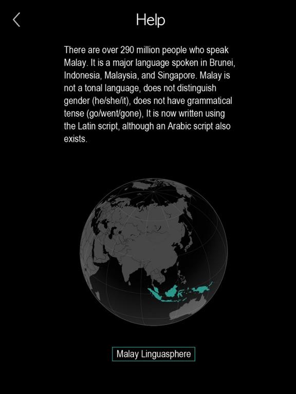 Learn Malay Language ! screenshot 17